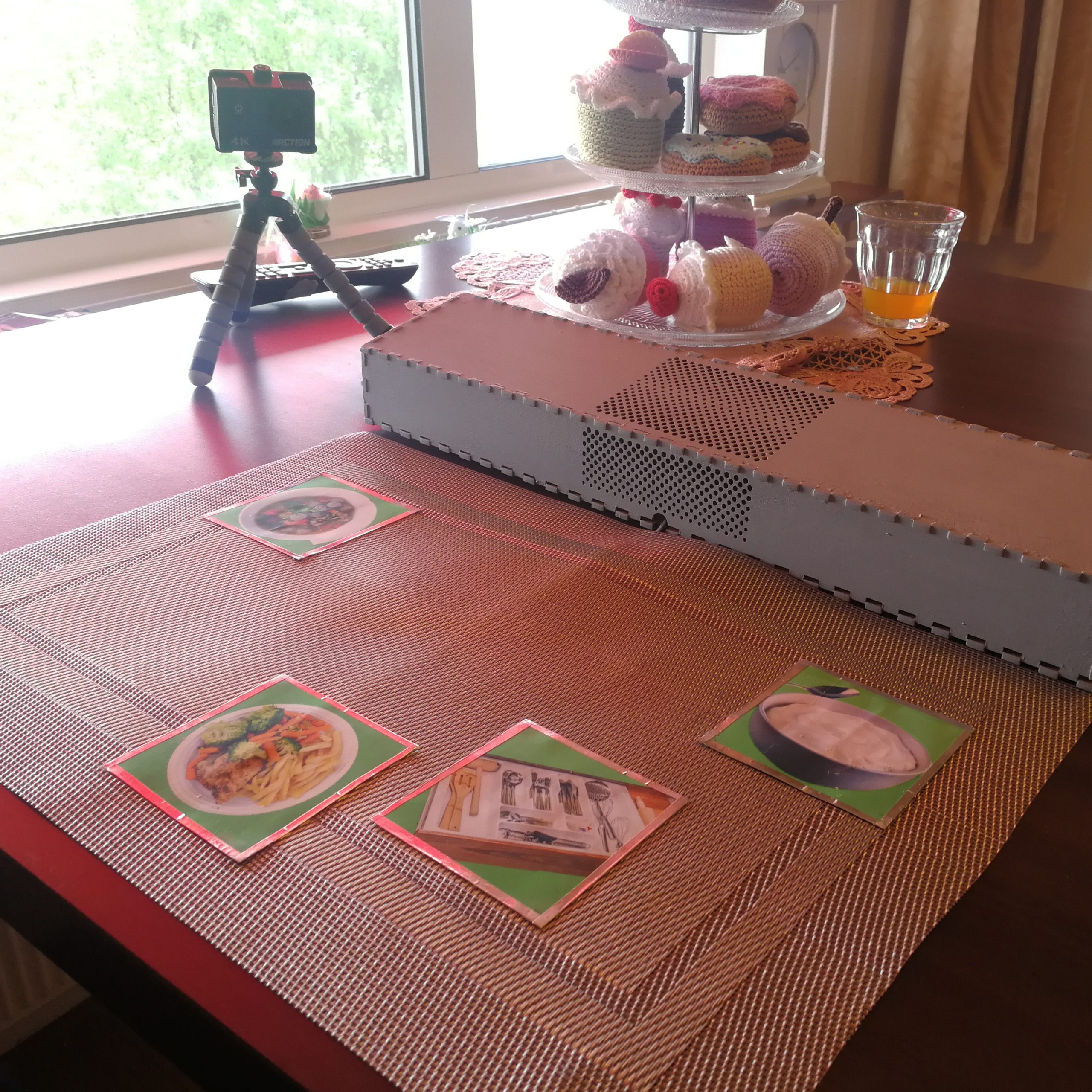 Interactive Placemat